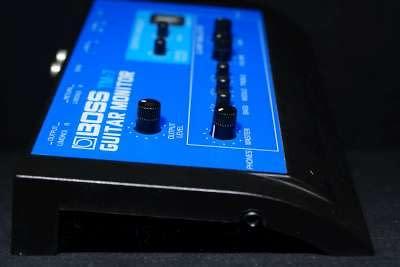 boss tm 7 guitar monitor vocal remover pedal reverb. Black Bedroom Furniture Sets. Home Design Ideas
