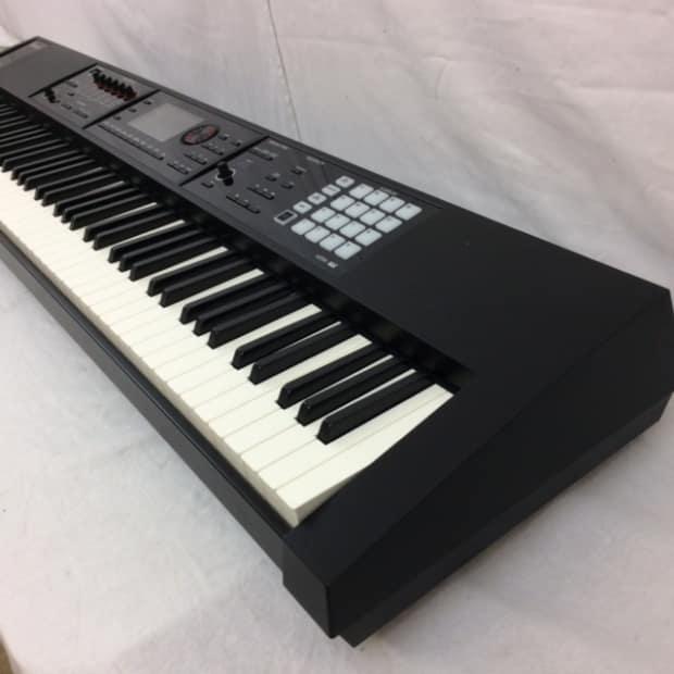roland fa 08 digital workstation keyboard 88 key integra reverb. Black Bedroom Furniture Sets. Home Design Ideas