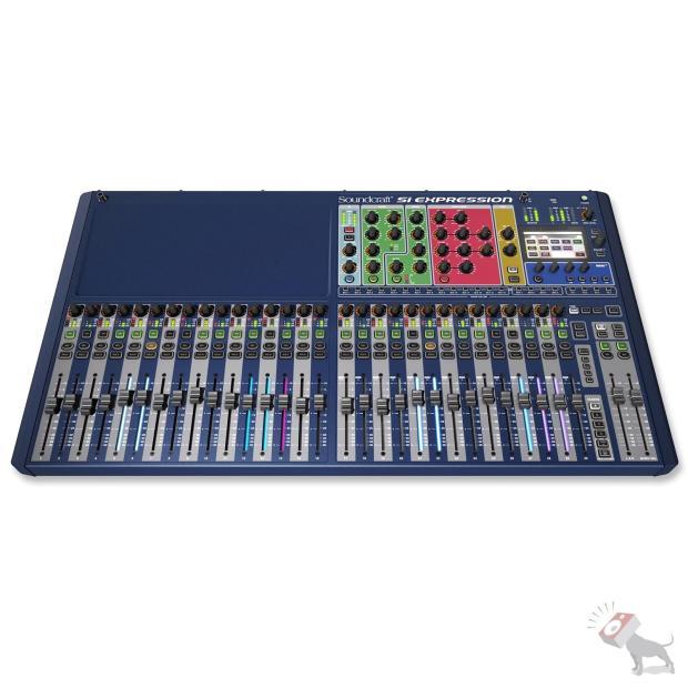 soundcraft si compact 32 manual