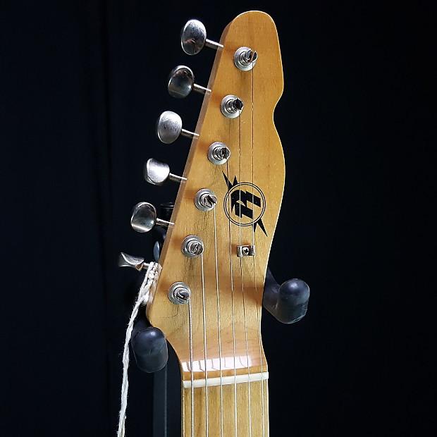 Rock n roll relics richards model mary kaye finish guitar - Rock n roll mobel ...