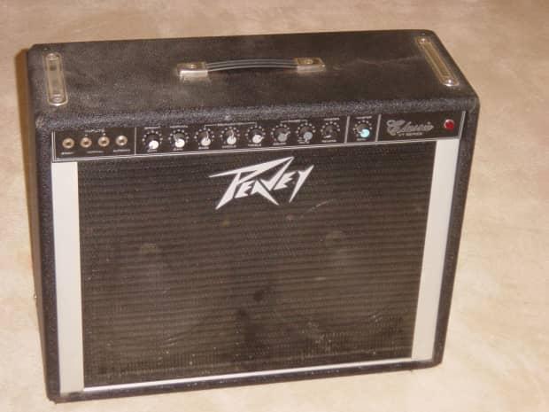 Peavey Classic Vt Series 100 Tube Guitar Amp Reverb