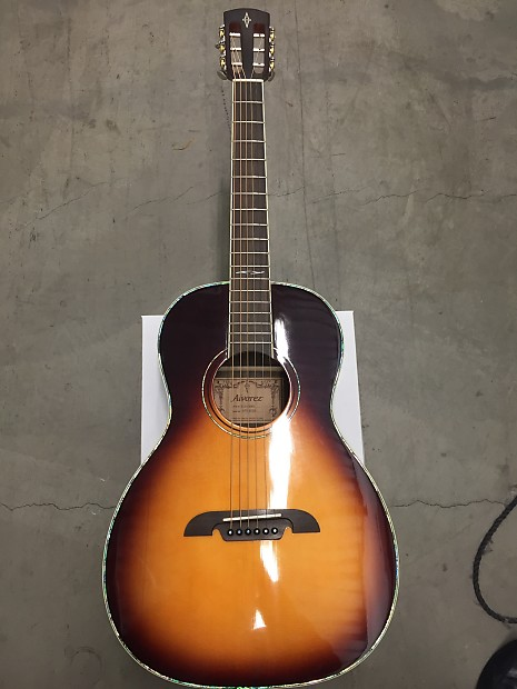 alvarez ap910 vintage sunburst parlor acoustic guitar solid reverb. Black Bedroom Furniture Sets. Home Design Ideas