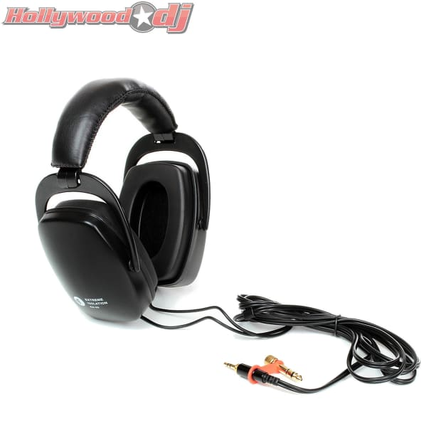 direct sound extreme isolation ex 29 headphones 29db noise reverb. Black Bedroom Furniture Sets. Home Design Ideas