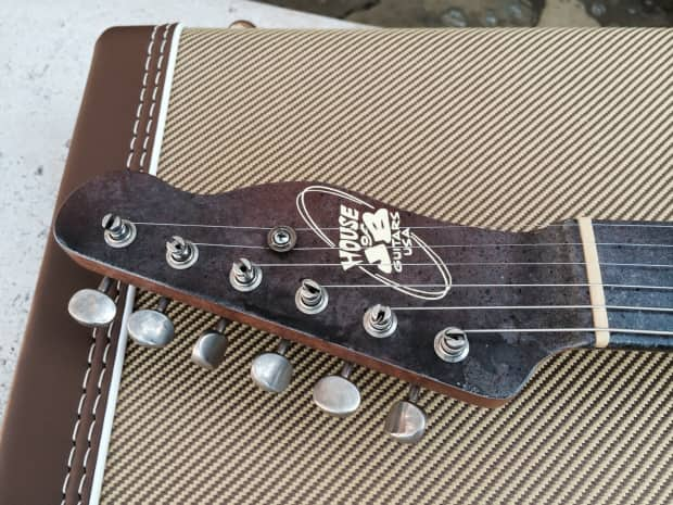 "Michaels Auto Sales >> John Bolin Custom Guitars ""Stoner"" Tele 2014   Reverb"