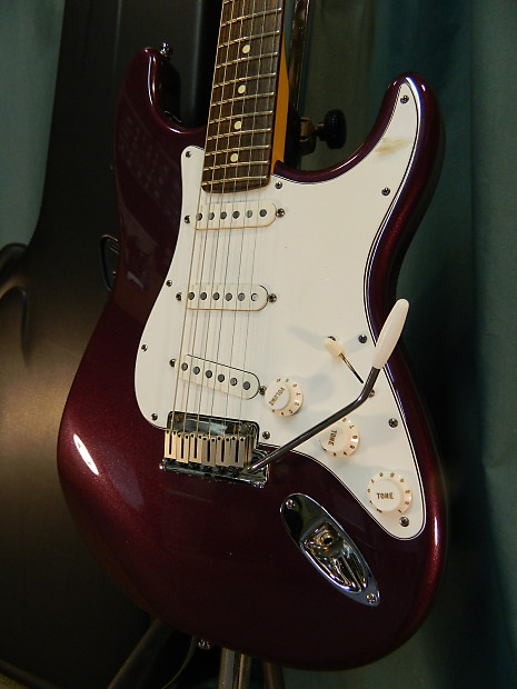 Fender American Standard Stratocaster 1998 Purple Metallic