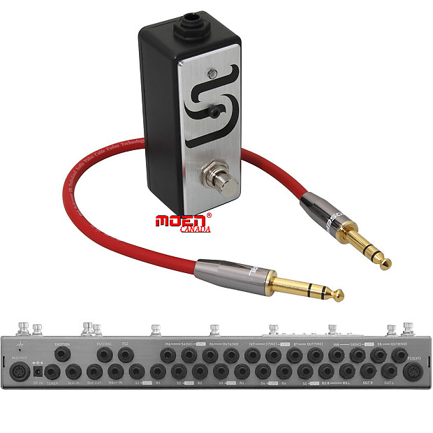moen gec8 live enhanced vers with midi pedal switcher guitar reverb. Black Bedroom Furniture Sets. Home Design Ideas