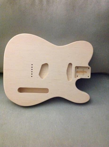 allparts telecaster guitar body reverb. Black Bedroom Furniture Sets. Home Design Ideas