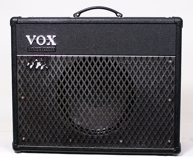 vox valvetronix ad50vt 50w 1x12 guitar combo amp reverb. Black Bedroom Furniture Sets. Home Design Ideas