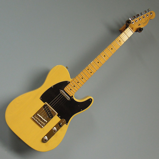 fender 2011 60th anniversary tele telecaster electric guitar reverb. Black Bedroom Furniture Sets. Home Design Ideas