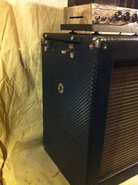 ampeg b15 vintage amp bass