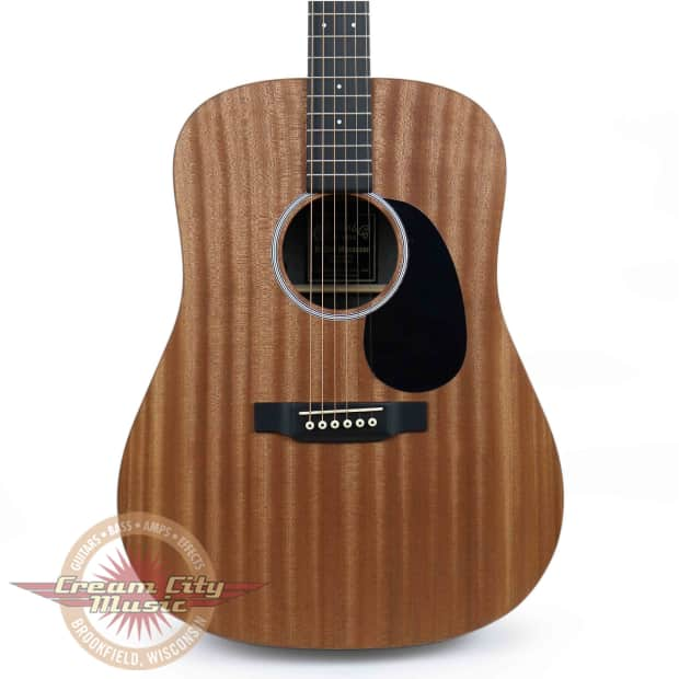 brand new martin dx2ae macassar pattern dreadnought acoustic reverb. Black Bedroom Furniture Sets. Home Design Ideas