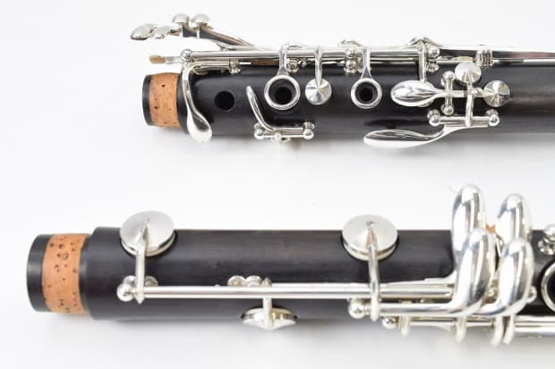 Yamaha ycl651 bb clarinet reverb for Yamaha beginner clarinet