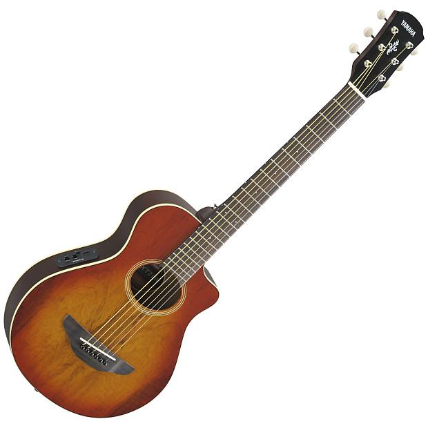 yamaha apxt2ew lab 3 4 size thinline acoustic electric guitar reverb. Black Bedroom Furniture Sets. Home Design Ideas