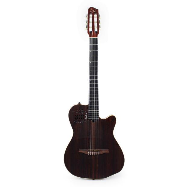 brand new godin acs sa nylon rosewood top acoustic electric guitar hg b stock reverb. Black Bedroom Furniture Sets. Home Design Ideas