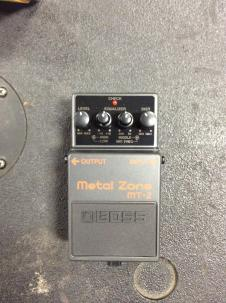 Boss MT-2 Metal Zone image