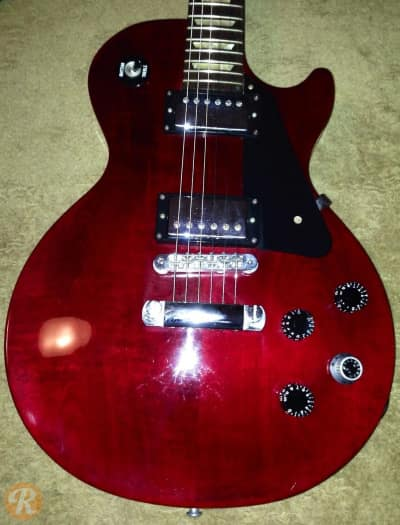 gibson les paul studio 2008 wine red price guide reverb. Black Bedroom Furniture Sets. Home Design Ideas
