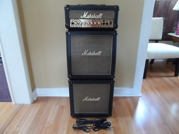zakk wylde marshall signature mg15mszw mini micro stack amp reverb. Black Bedroom Furniture Sets. Home Design Ideas