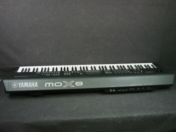 Yamaha Mox  No Power Up