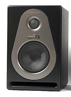 samson resolv se a5 powered studio monitor speaker 5 inch 70 reverb. Black Bedroom Furniture Sets. Home Design Ideas
