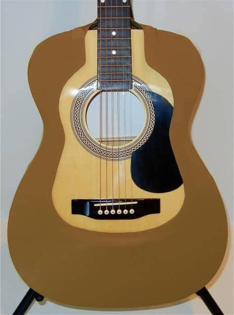 acoustic guitar cover vest brown 000 om fits martin reverb. Black Bedroom Furniture Sets. Home Design Ideas