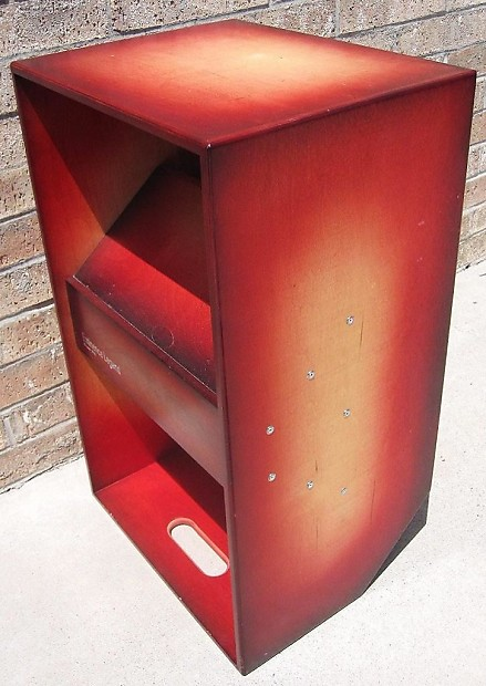 Dan Carlson Custom Made 2 10 Quot Bass Guitar Cabinet Eminence