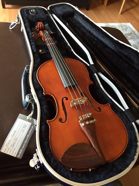 Yamaha v 5 3 4 2007 student violin reverb for Violin yamaha 4 4