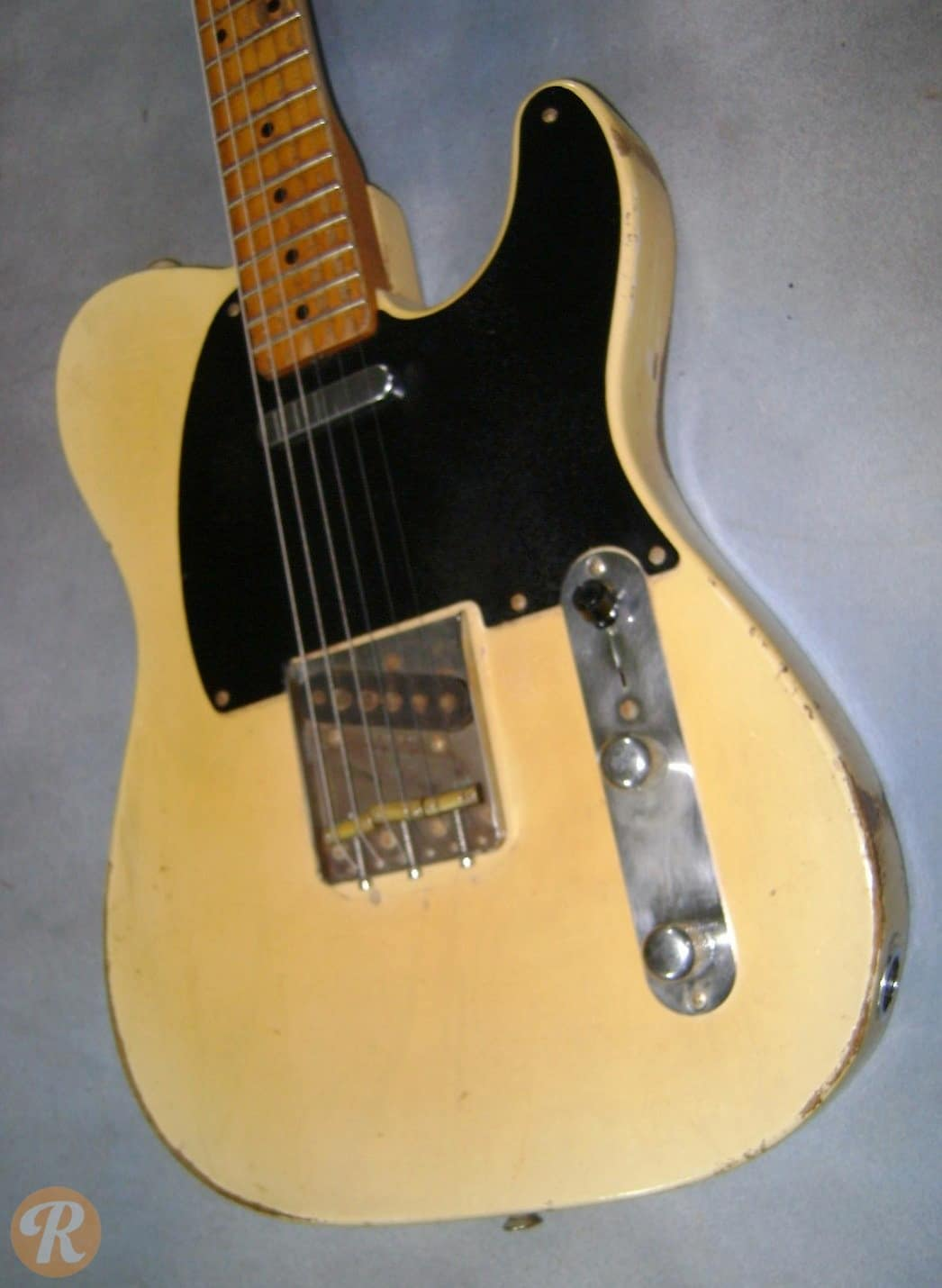 Auto Body Shops >> Fender Telecaster 1952 Blonde Price Guide | Reverb