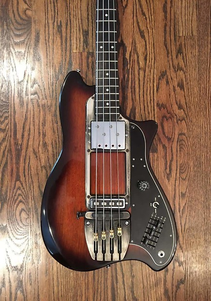 Used Ovation BC2 CELEBRITY Electric Bass Guitar | Guitar ...