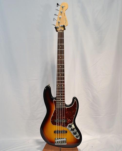fender deluxe 5 string jazz bass reverb. Black Bedroom Furniture Sets. Home Design Ideas
