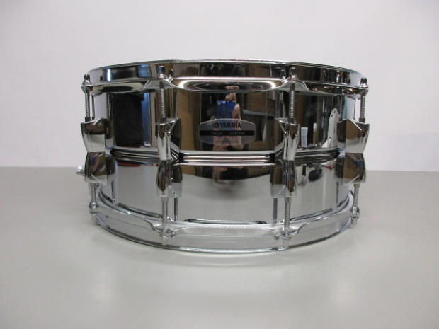 Yamaha stage custom 6 5 x 14 steel snare reverb for Yamaha stage custom steel snare drum 14x6 5