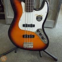 Fender Standard Fretless Jazz Bass 2009 Sunburst image