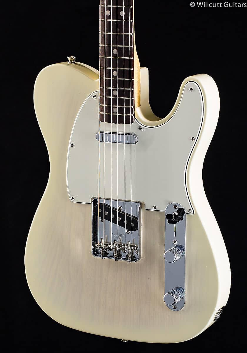 fender american vintage 39 64 telecaster aged white blonde reverb. Black Bedroom Furniture Sets. Home Design Ideas