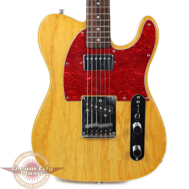 Used Fender Squier Pro Tone Series Telecaster Electric Guitar Reverb