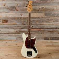 Fender CIJ Mustang Bass Olympic White image