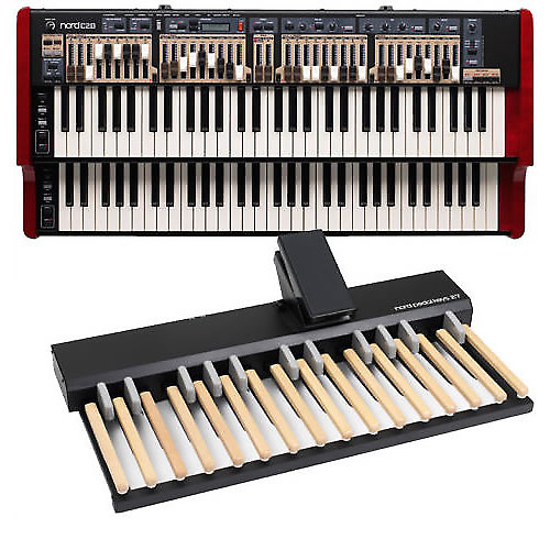 Nord C2d Organ   Pk