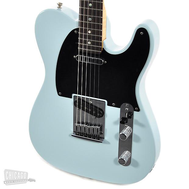 Fender telecaster sonic blue