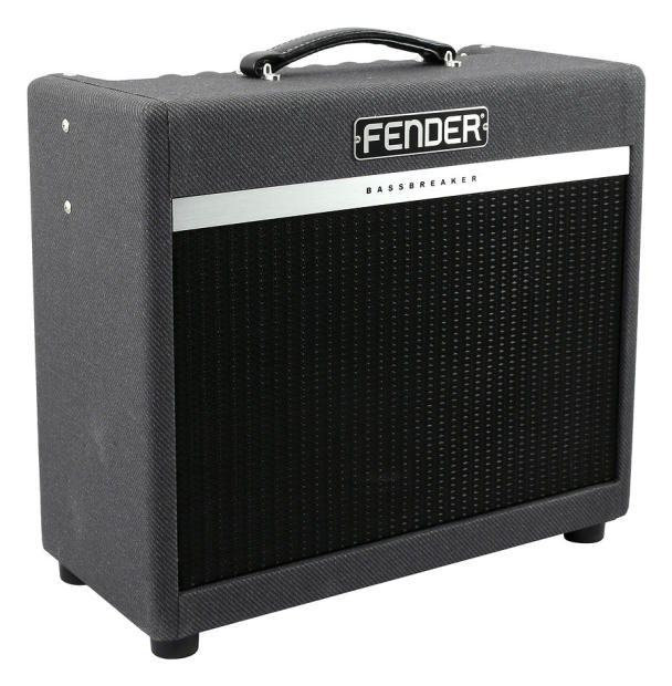 fender bassbreaker 15 combo reverb. Black Bedroom Furniture Sets. Home Design Ideas