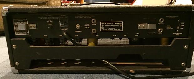 Ampeg V-4B Bass Amplifier Head 100 Watts