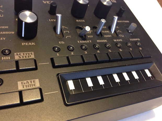 korg monotribe how to use