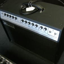 Ampeg   GVT52 112 50 Watt 1 x 12 Tube Guitar Combo Amplifier image