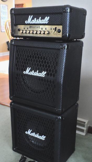 marshall dave mustaine megastack mg15fxmsdm mini stack reverb. Black Bedroom Furniture Sets. Home Design Ideas