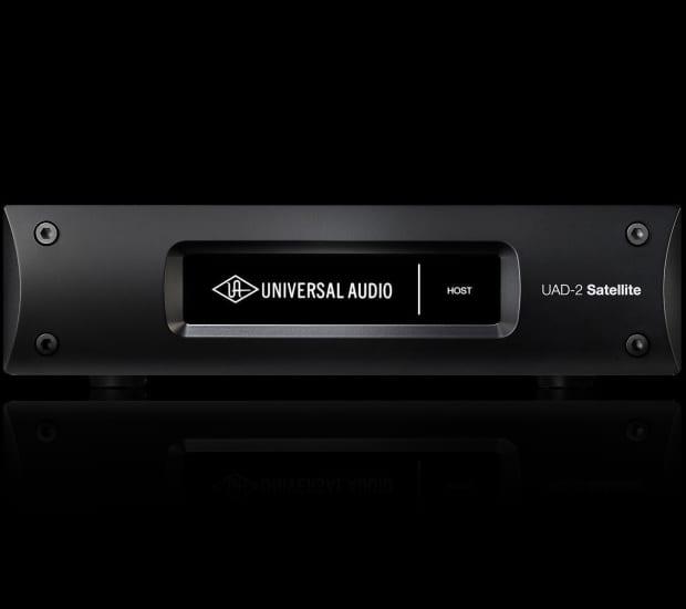 universal audio uad 2 satellite thunderbolt quad core dsp reverb. Black Bedroom Furniture Sets. Home Design Ideas