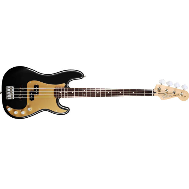 Fender Active P Bass Special Rosewood Fretboard Black Reverb
