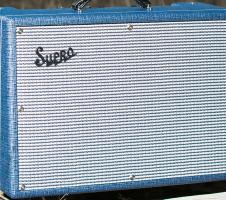Supro 1622RT Tremo-Verb 25W 1x10 Combo 2016 repacked Retail Box Full Warranty! 18111809007 image