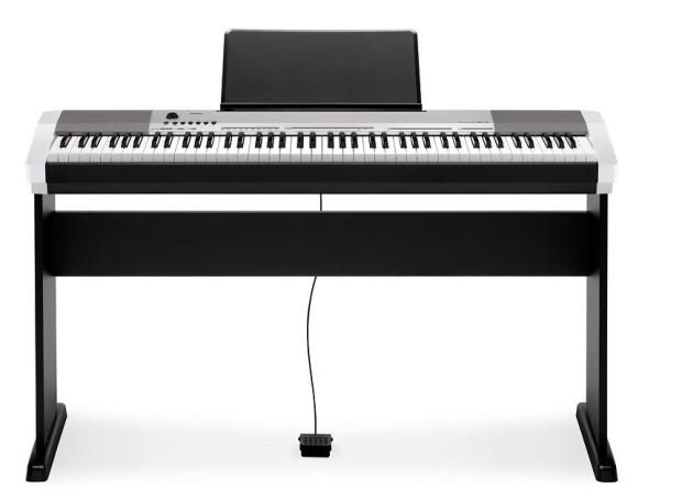 casio cdp130 digital electric piano silver cdp 130 88 key belfield music bm reverb. Black Bedroom Furniture Sets. Home Design Ideas