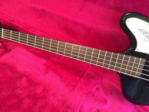 gibson thunderbird studio 5 string bass guitar excellent w case reverb. Black Bedroom Furniture Sets. Home Design Ideas
