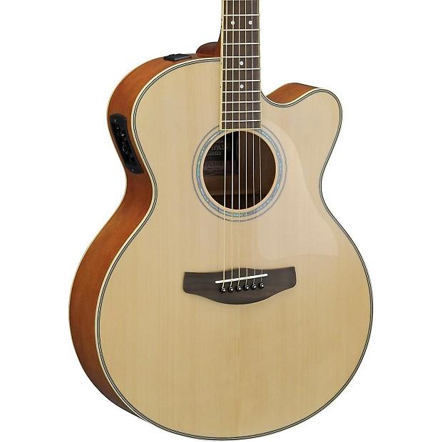 Yamaha Acoustic Guitar Range