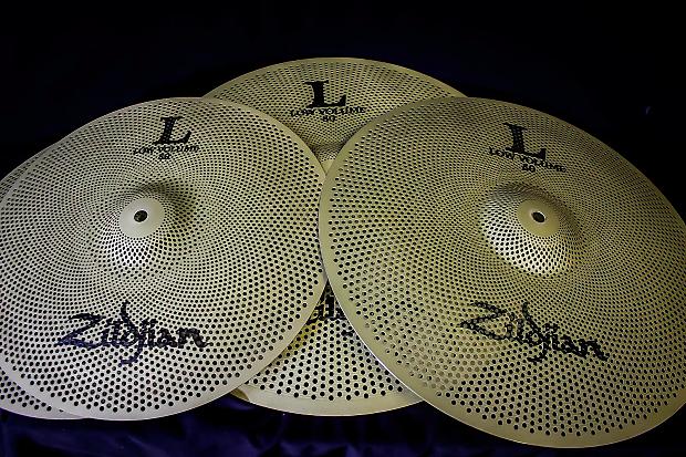 zildjian l80 low volume lv468 box set 14 16 18 cymbal pack reverb. Black Bedroom Furniture Sets. Home Design Ideas