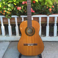 Gibson C-2 Classical 1960s Natural Guitar for sale