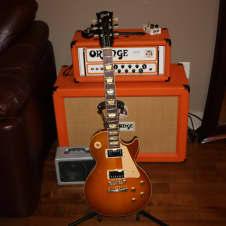 Gibson Les Paul Classic 1960 Reissue 2000 Honeyburst image